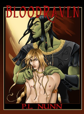 Bloodraven Cover